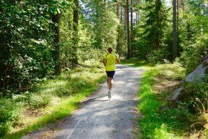 Gå, lunka & löp @ Motionsspåret